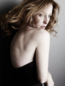 Gillian Anderson - Esquire photoshoot