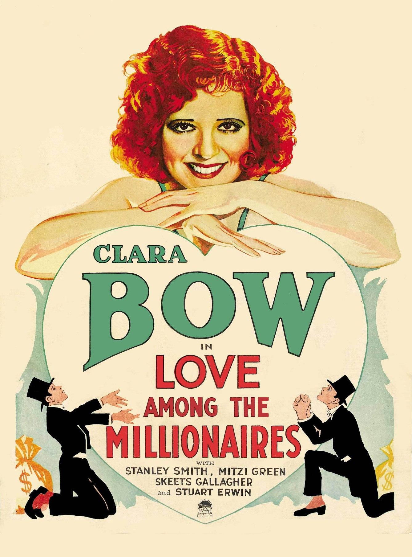 Clara bow verdoux for Love the love