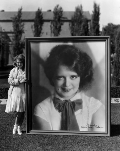Image result for clara bow the it girl
