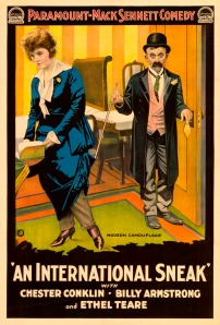 An International Sneak (1917)