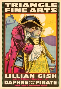 Daphne and the Pirate (1916)