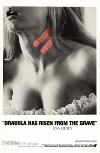 Dracula Has Risen From the Grave (1969) Hammer -  Freddie Francis
