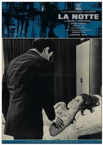 La Noche (1961) Michelangelo Antonioni