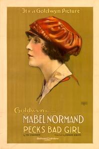 Peck's Bad Girl (1918)