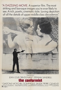 The Conformist (1969) Bernardo Bertolucci