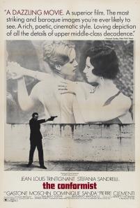 The Conformist (1969) Bernardo Bertolucci