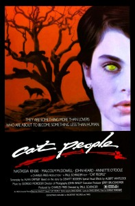 Cat people (1982) Paul Schrader