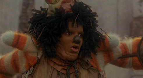 Michael Jackson as The Scarecrow (The Wiz 1978)
