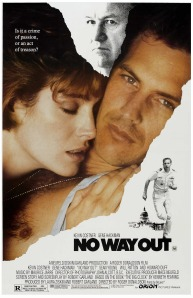 No Way Out (1987) Roger Donaldson