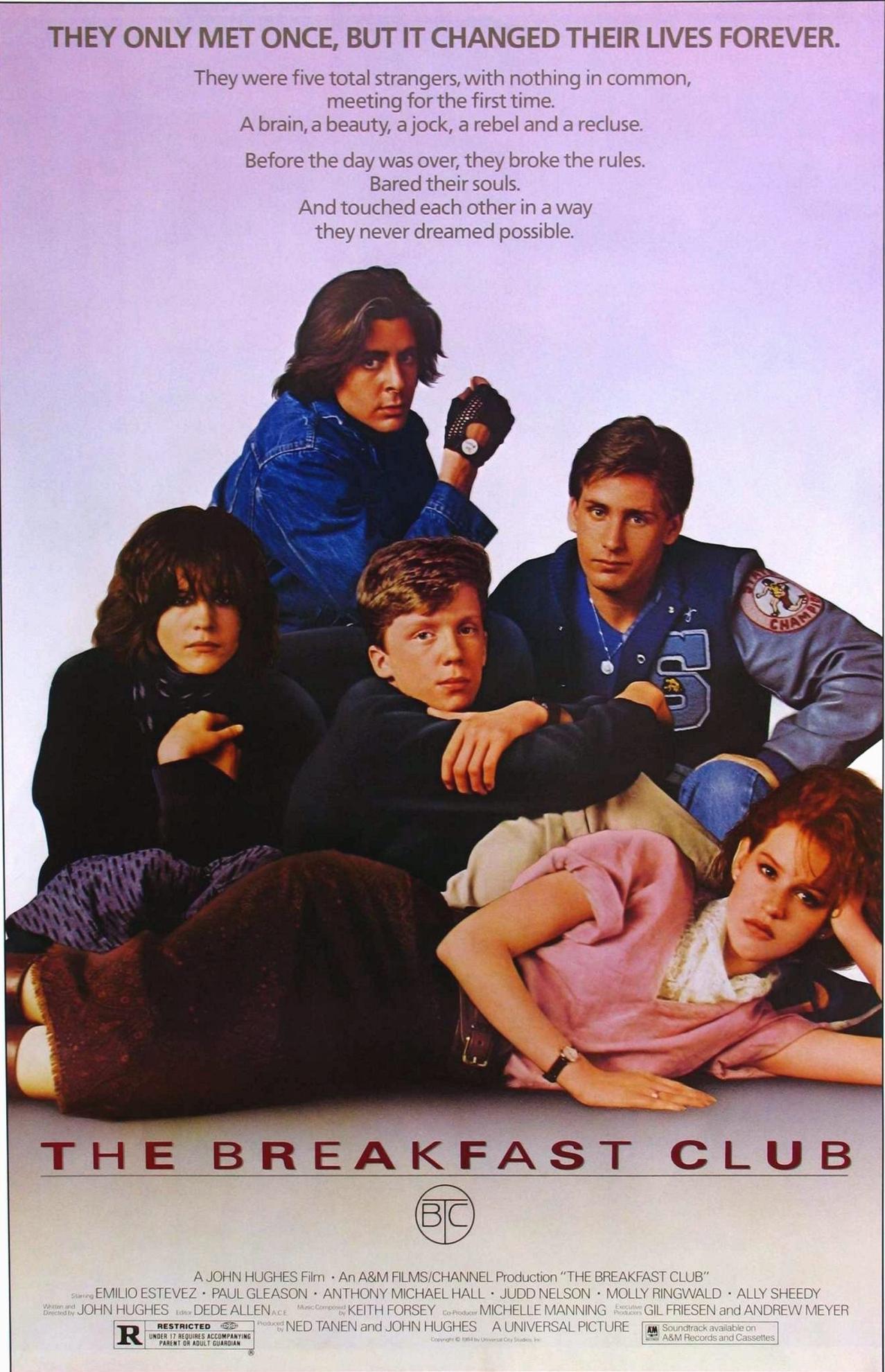 The Breakfast Club - Movie