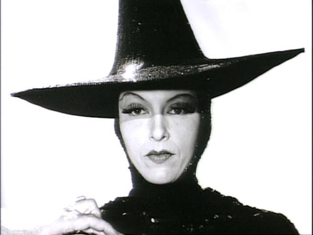 Sondergard\'s Vamp Witch (ii)