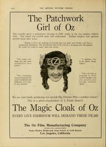 The Patchwork Girl of OZ 2