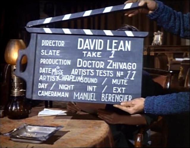 Doctor Zhivago (1965) Screen Test