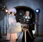 Doctor Zhivago - Geraldine & Julie Christie - Promotional Shoot
