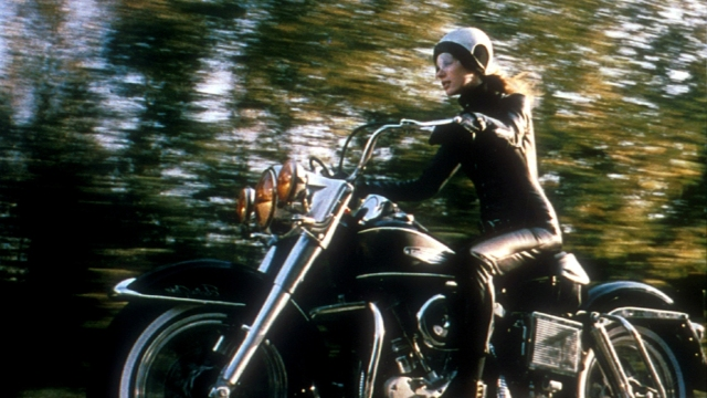 Girl on a Motorcycle 11