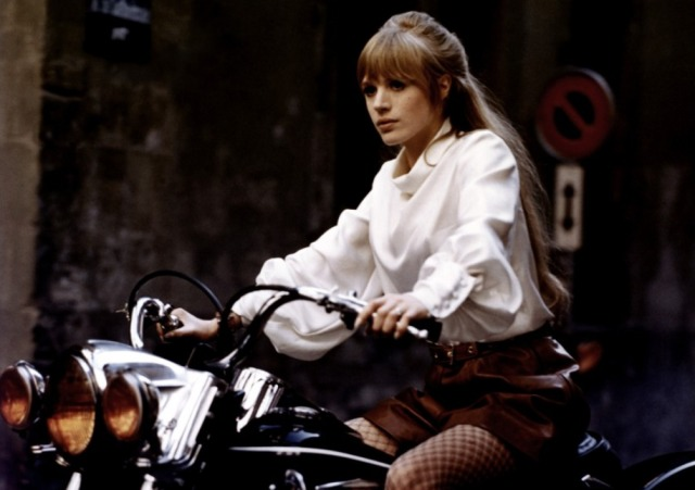 Girl on a Motorcycle (1968) Colour Promotional 2