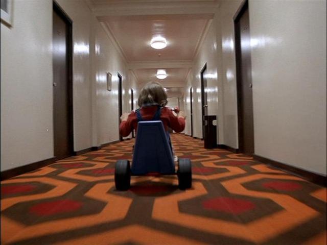 Danny - Carpet maze design 2