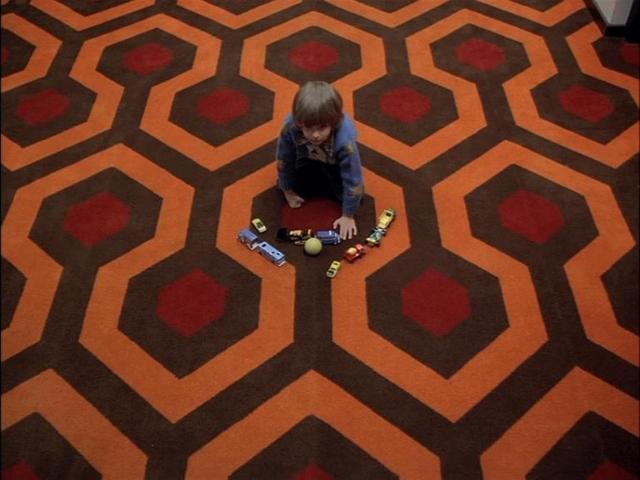 Danny - Carpet maze design