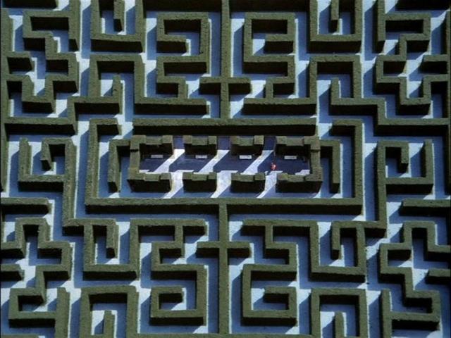 Overlook Maze