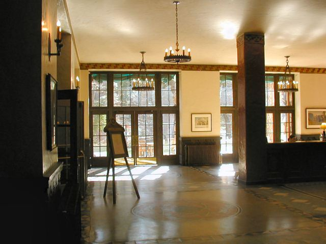 The Ahwahnee Hotel main lobby 2