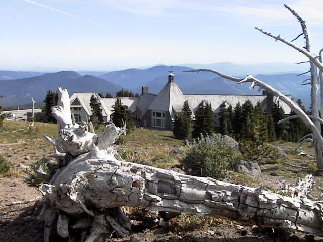The Timberline Lodge Oregon (Mount Hood) 1