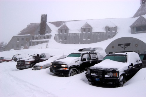 The Timberline Lodge Oregon (Mount Hood) 2