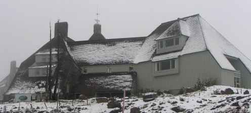 The Timberline Lodge Oregon (Mount Hood) 3