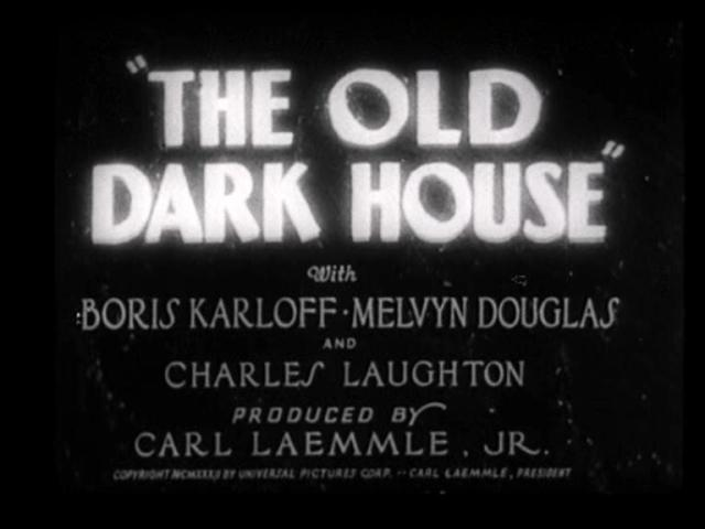 The Old Dark House (1932) 0