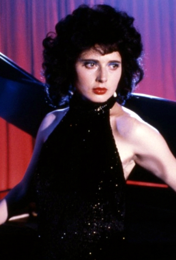 Isabella rossellini in blue velvet 1986 - 2 4