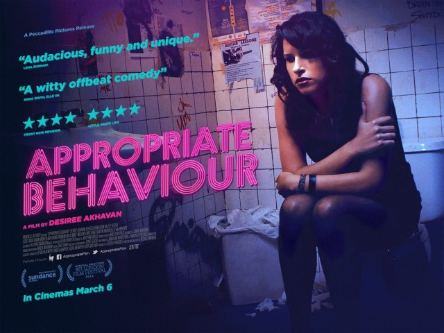 Appropriate Behavior (2014)