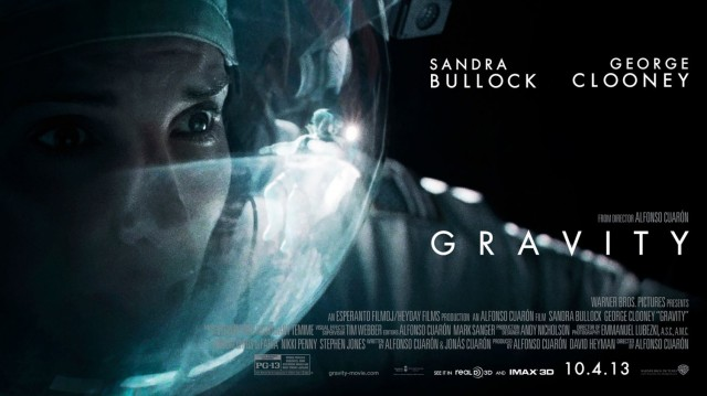 Gravity - Poster 1