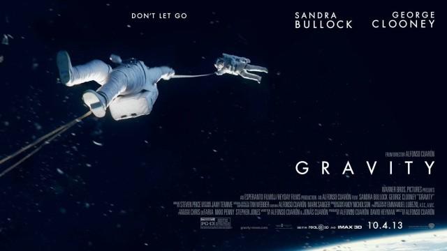 Gravity - Poster 2