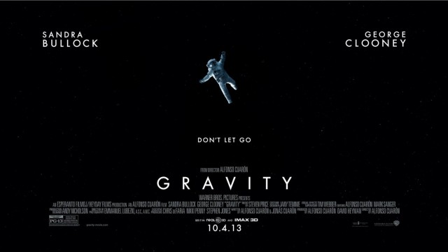 Gravity - Poster 3