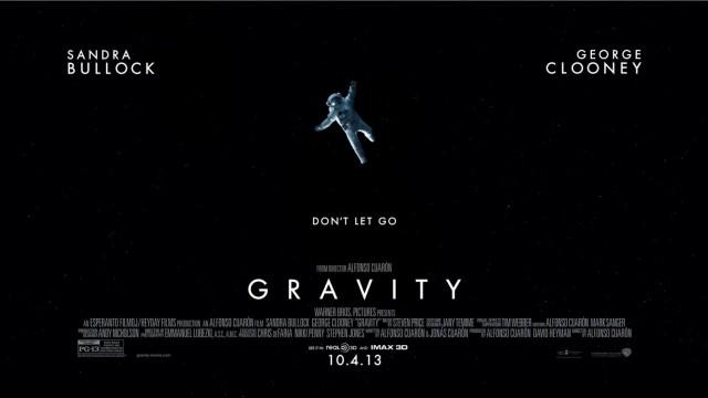 Gravity - Poster 3