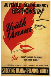 Youth Aflame (1944) Joy Reese
