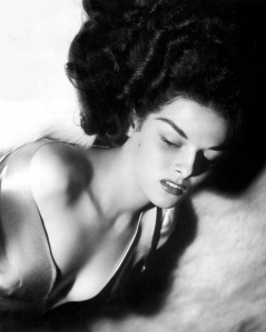 Jane Russell - by George Hurrell c1940-41