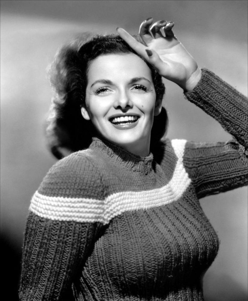 GI pin up Jane Russell