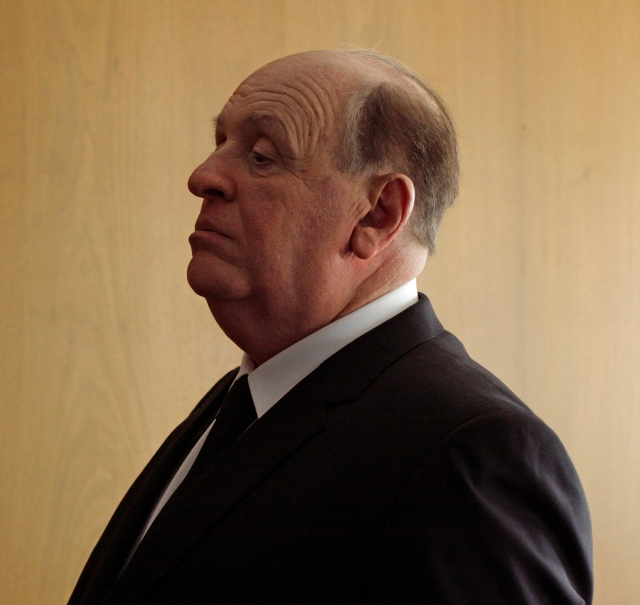 HITCHCOCK (2012) Anthony Hopkins as Alfred Hitchcock (Pudding mode)