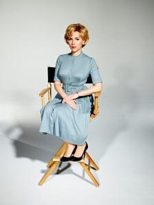 Scarlett as Janet Leigh 1