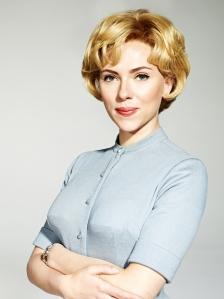 Scarlett as Janet Leigh 2