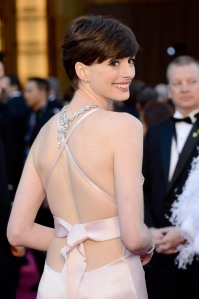 Anne Hathaway - 85th Annual Academy Awards