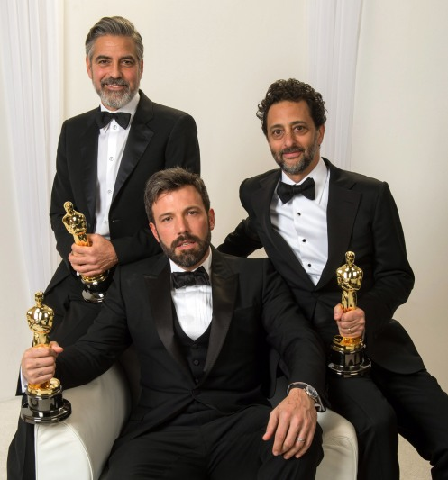 85th Academy Awards, Portraits