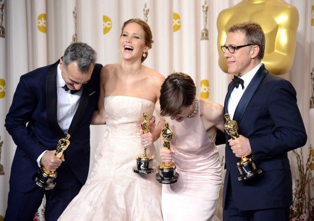Oscar Winner's Photocall