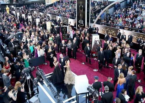 OSCARS - 85th Academy Awards - Overview