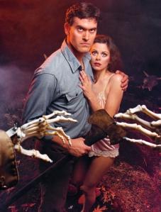 The Evil Dead - Promo shoot 1981 (ii) -
