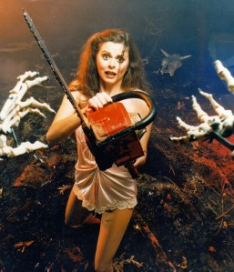 The Evil Dead - Promo shoot 1981 (iii)