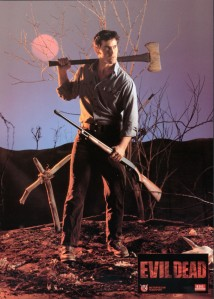 The Evil Dead - Promo shoot 1981 (iv)