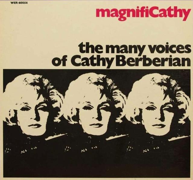 Cathy Berberian