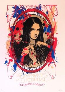 La sindrome di Stendhal (1996) Poster Art