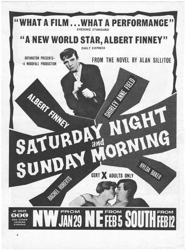 Albert Finney #1